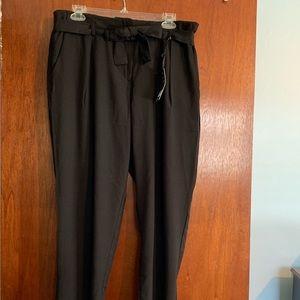 NWT Rainbow Ankle Length Pants
